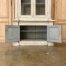 18th Century Italian Neoclassical Painted Bookcase