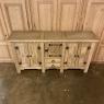 Antique Gothic Rustic Buffet
