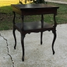 Antique French Mahogany Flip-Top Game Table