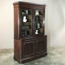 19th Century French Louis Philippe Period Mahogany Bookcase