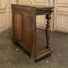 19th Century French Henri II Console