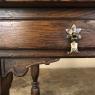 19th Century Rustic Country French Desk ~ Bureau Plat