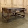 19th Century French Renaissance Partner's Desk