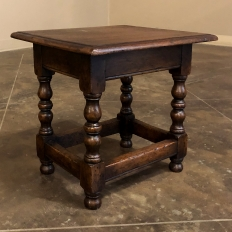 Rustic Country French Nesting Coffee Table