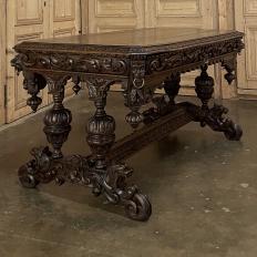 19th Century French Renaissance Desk