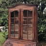 Antique Country French Secretary ~ Bookcase