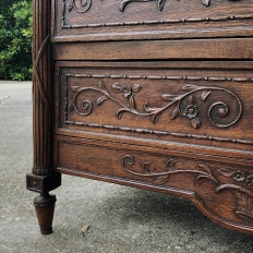 19th Century French Louis XVI Commode