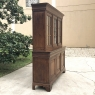 19th Century French Louis Philippe Period Triple Bookcase