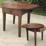 18th Century Country French Drop Leaf Game Table ~ Console
