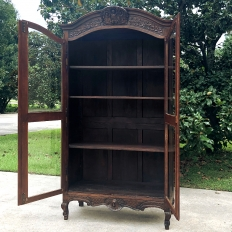 19th Century Country French Bookcase