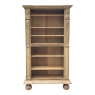 19th Century French Henri II Open Bookcase