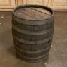 Antique Oak Stave Wine Barrel