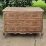 Antique Country French Fruitwood Commode