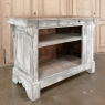 19th Century French Neoclassical Painted Bar ~ Counter