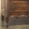19th Century Country French Commode en Arbalette