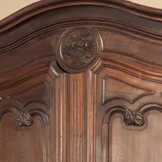 Early 19th Century Country French Armoire from Normandie