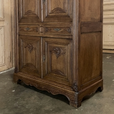 19th Century French Louis XIV Cabinet ~ Homme Debout