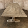 19th Century Rustic Country French Banquet Table