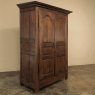 18th Century Country French Louis XIII Armoire