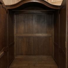 Antique French Louis XV Grand Four Door Armoire ~ Wardrobe