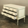 Antique French Louis XVI Painted Commode