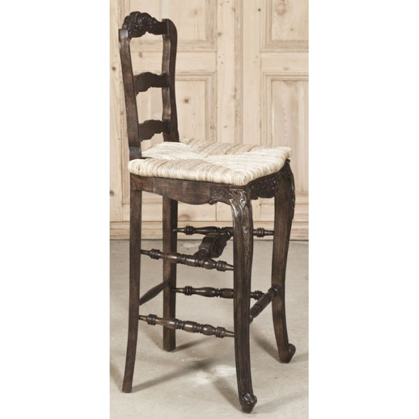 Country French Bar Stool Inessa Stewart S Antiques