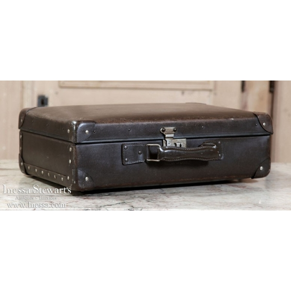 Vintage Gentleman's Valise - Briefcase