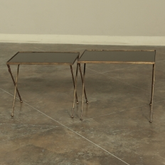 Mid-Century French Nesting Tables