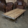 Antique Industrial Brick Pallet Coffee Table