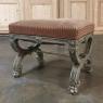 19th Century French Louis XIV Painted Stool