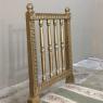 Set of 4 19th Century Swedish Louis XVI Gilded Chairs