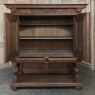 19th Century Dutch Renaissance Raised Cabinet