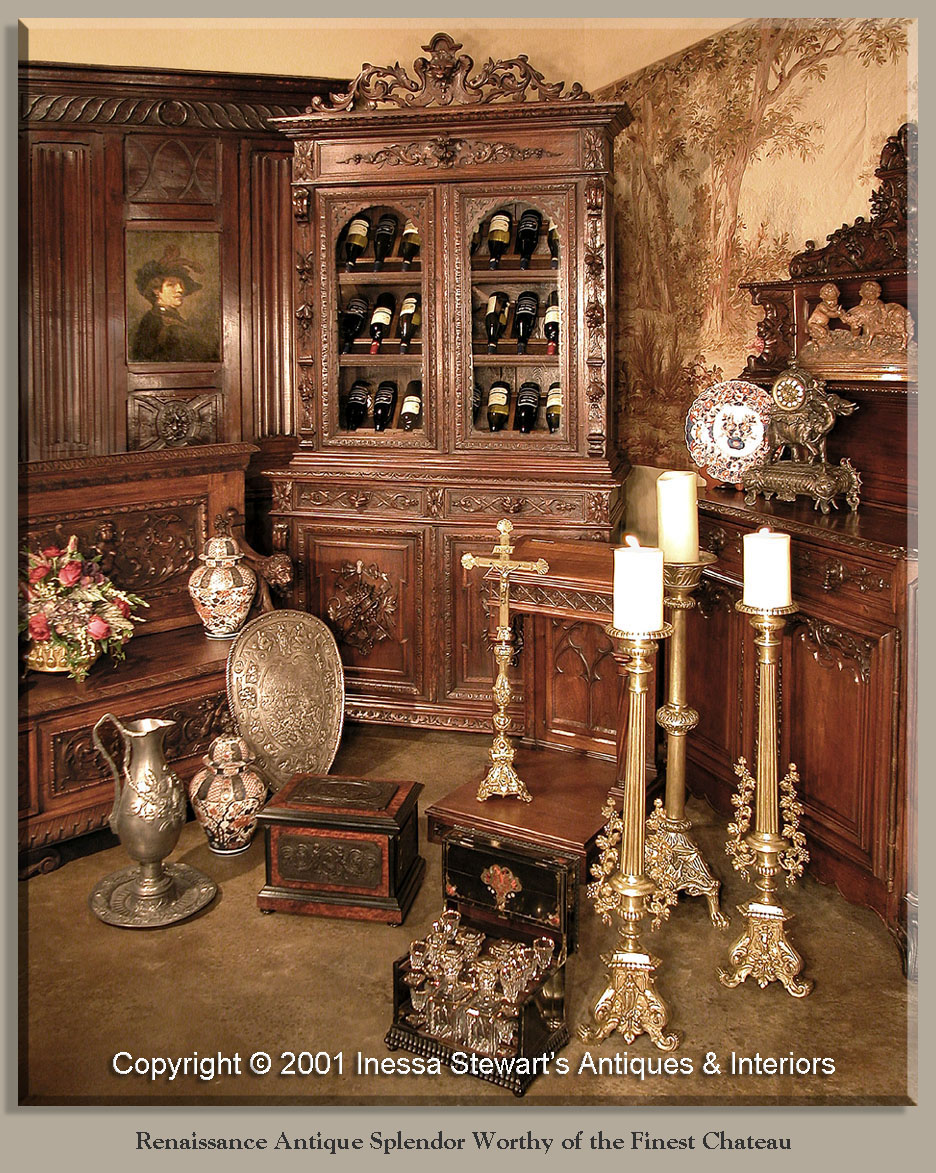 Antique furniture styles - As