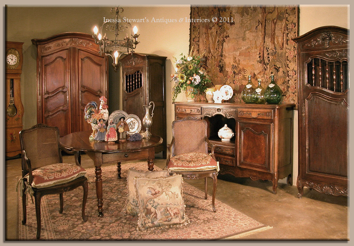 Pin Country French Antiques On Pinterest