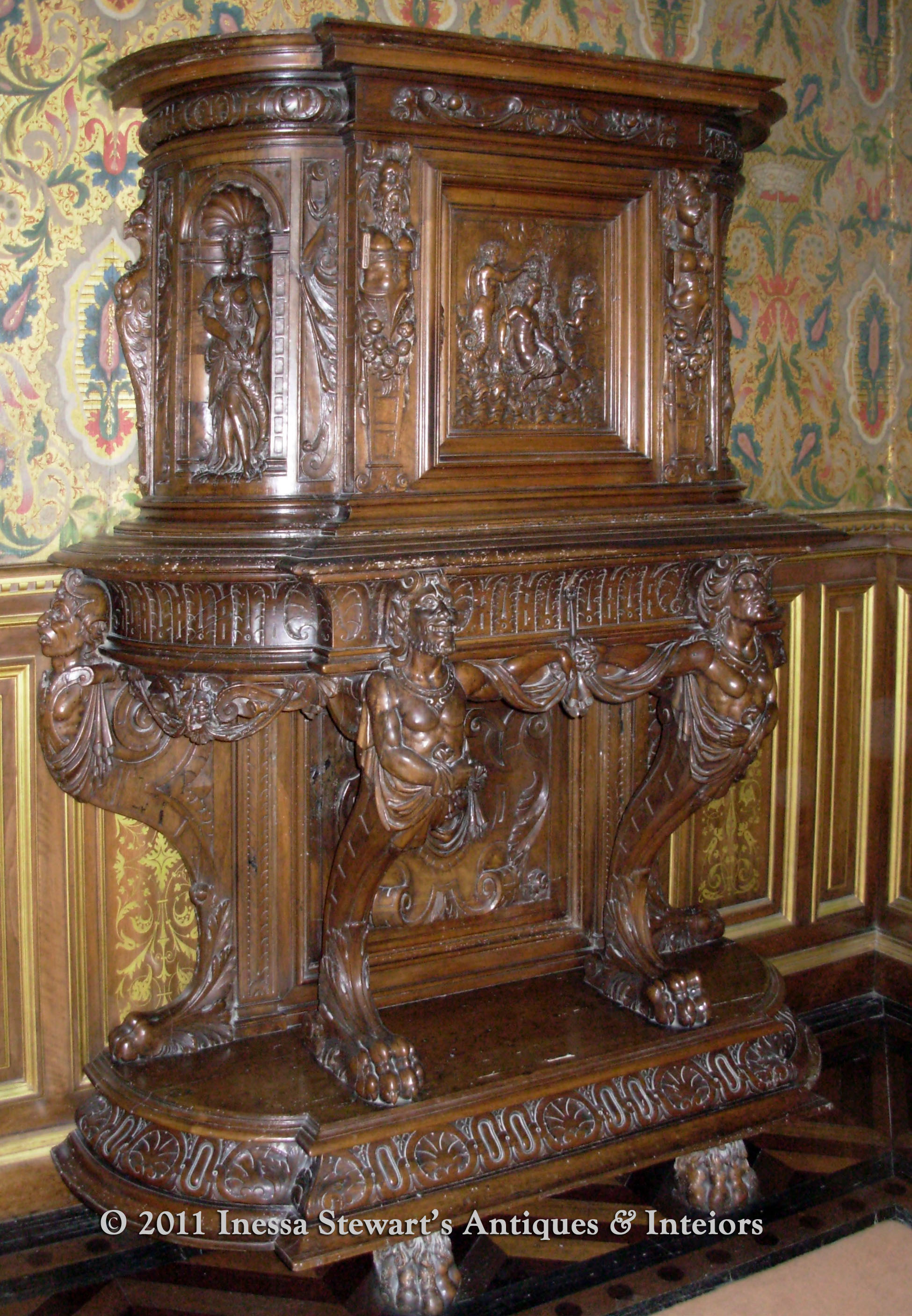 Antique French Furniture Glorious Beginnings
