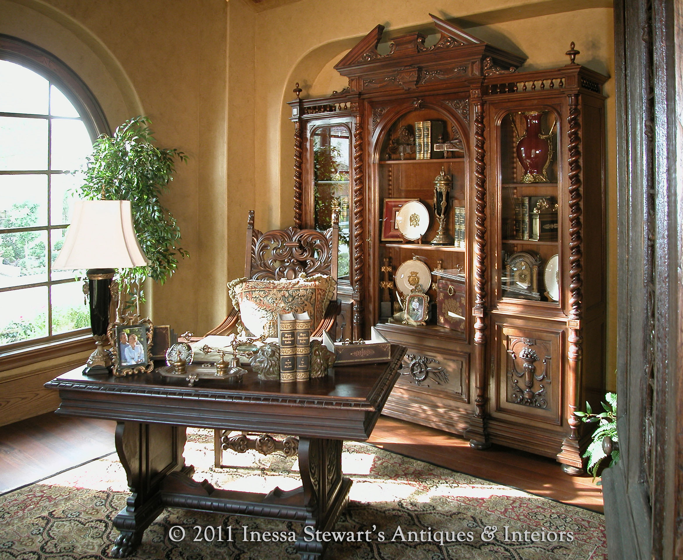 In. Antique French Furniture   Glorious Beginnings