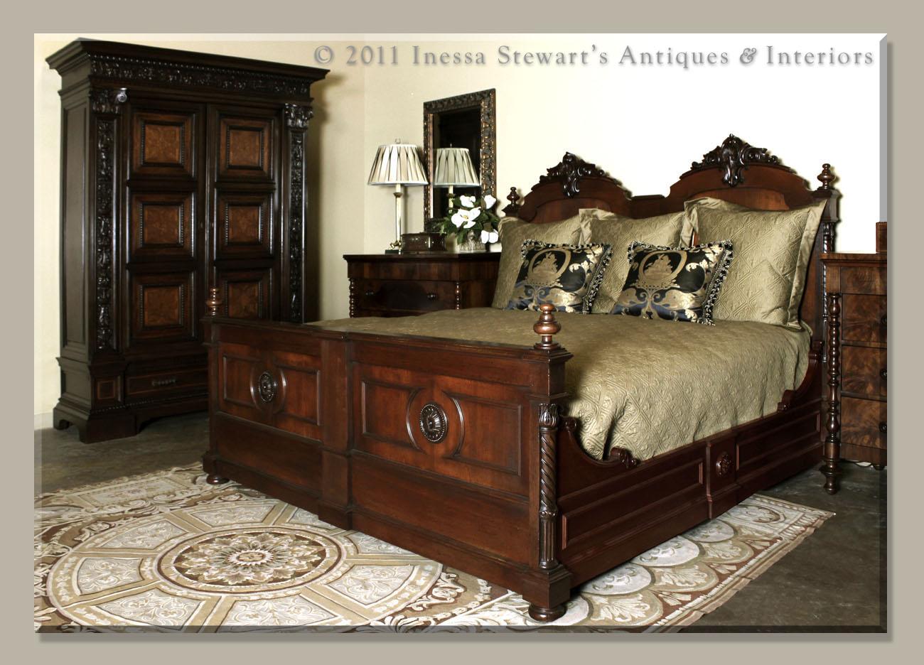 Antique Beds Amp Bedrooms Historical Origins Antiques In
