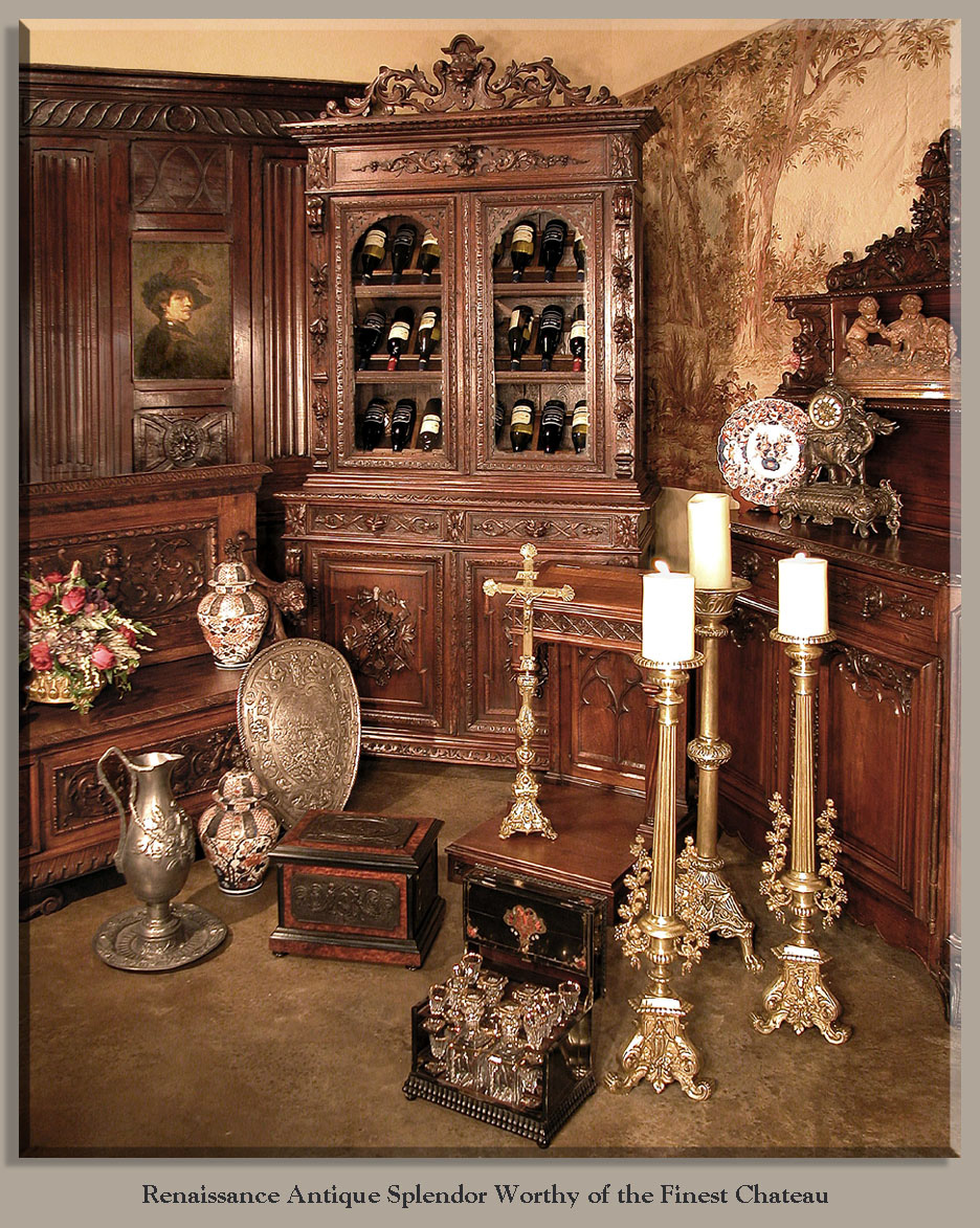 The art and antiques ... - Know Your French Antique Furniture ~ Part 1 Antiques In Style