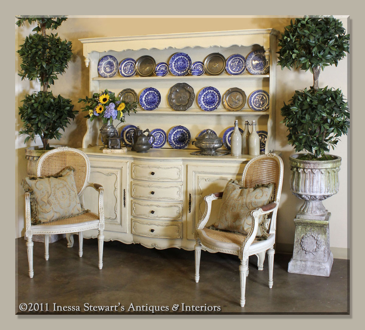 French furniture - The