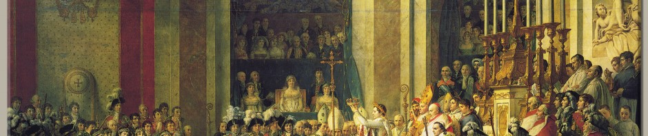 The Coronation of Napoleon