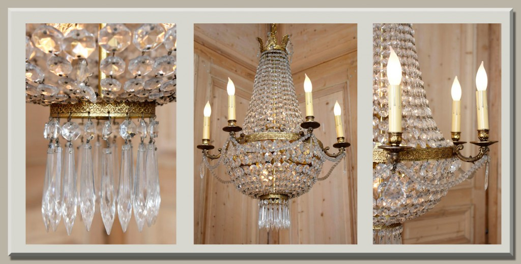 Antique lighting an illuminated history part 1 antiques in style antique chandelier mozeypictures Choice Image