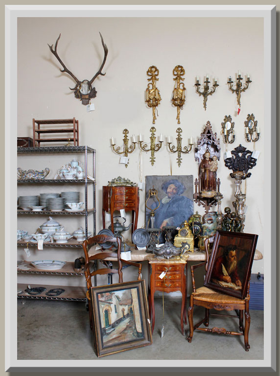 Antique Furniture New Arrivals - Holiday Splendor And A New Antique Shipment! Antiques In Style