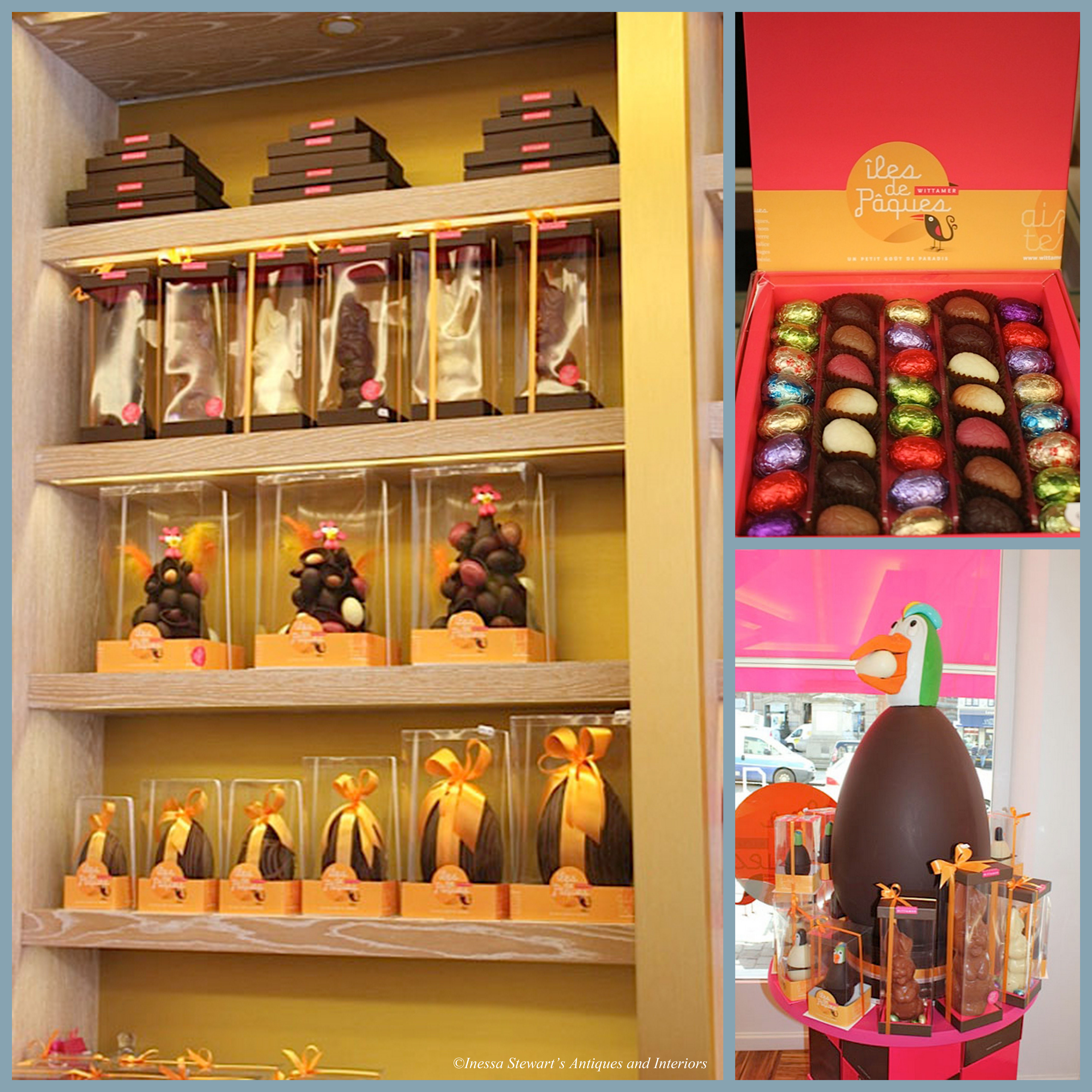 European Chocolate Shop