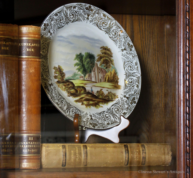 Antique Bookcase Accessories