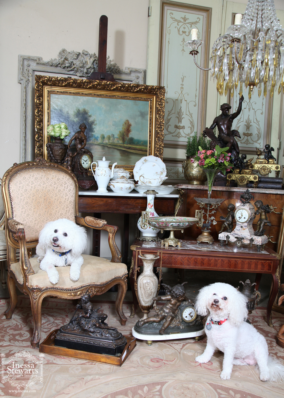 Antique Furniture And Accessories