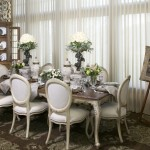 Antique Dining Room Setting and Accessories -Tablescapes
