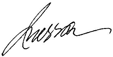 Inessa Stewart Signature