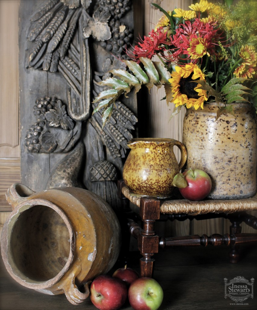 Antiques In Fall Decorating Antiques In Style