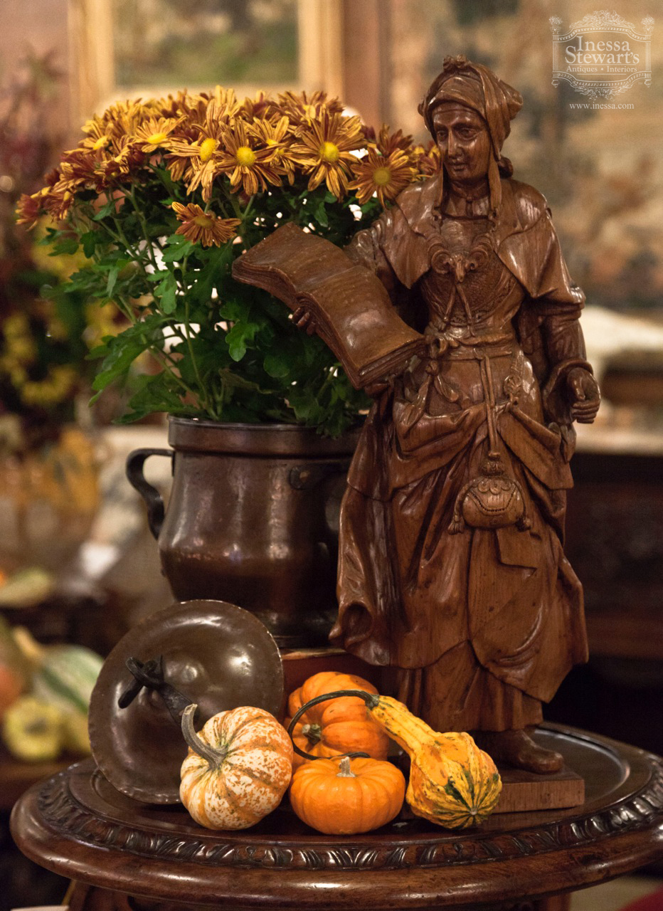 Antiques and Antique Accessories- Fall