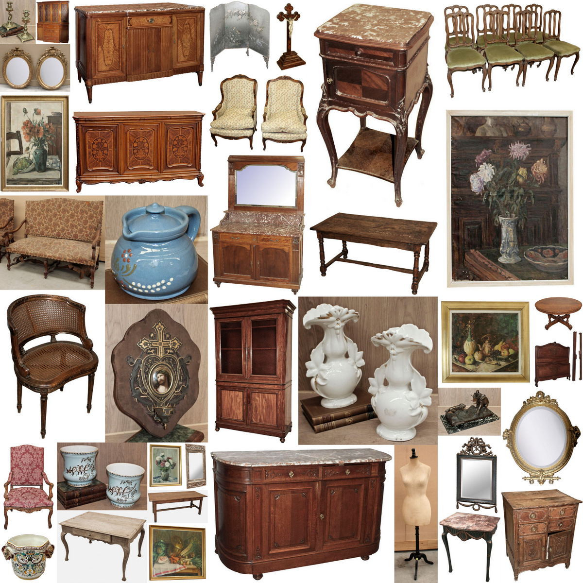 Antique Furniture and Accessories New Arrivals-Baton Rouge - Antique Shipments ~ Amazing New Finds From Our Latest Buying Trips